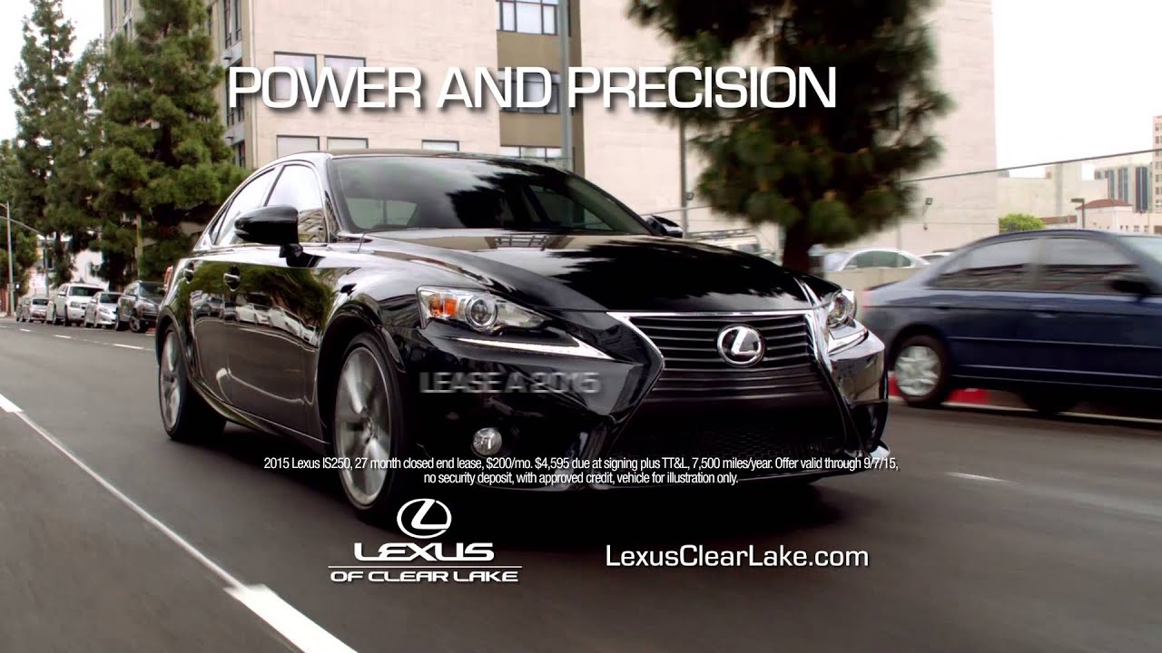 Superb Luxury, Performance, And The Service You Expect @ Lexus Of Clear Lake
