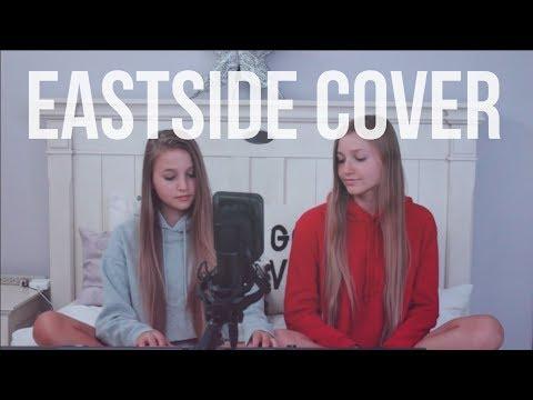 Eastside - benny blanco, Halsey & Khalid (Abby & Sophie Cover)