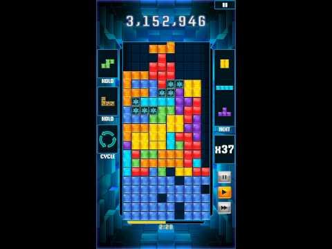 Tetris Blitz- Endurance
