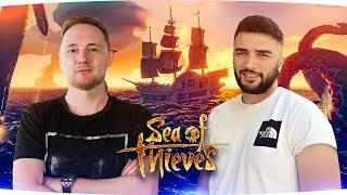 ДВА ДЕБИЛА — ЭТО СИЛА! ● ДЖОВ И RUSSIA PAVER УБИВАЮТ КРАКЕНА ● Sea of Thieves #5