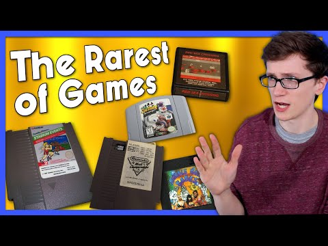 The Rarest of Games - Scott The Woz