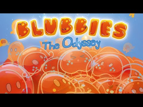 Blubbies : The Odyssey (Video Game Trailer 2017)