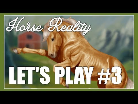 Horse Training  Horse Reality (Let's Play #3)