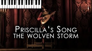THE WITCHER 3 - Priscilla's Song | PIANO VERSION