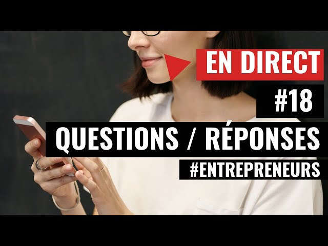 [ Live Questions/Réponses ] #18 - Expert-Comptable - Cabinet FICO - Grégory PROUVOST