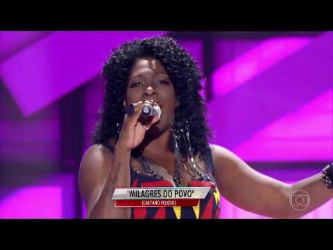 Dhi Ribeiro canta 'Milagres do Povo' na Audição – 'The Voice Brasil' | 6ª Temporada