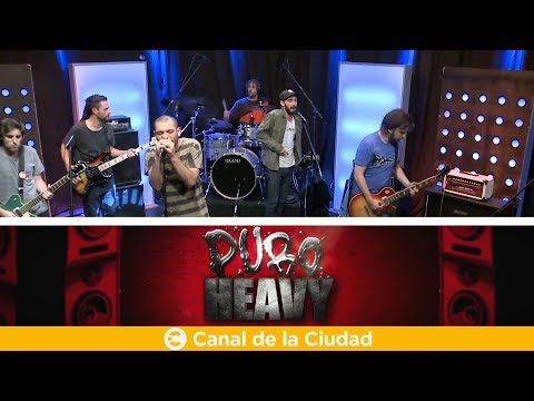 """<h3 class=""""list-group-item-title"""">Toda la potencia del metal con Frida y El Club en Puro Heavy</h3>"""