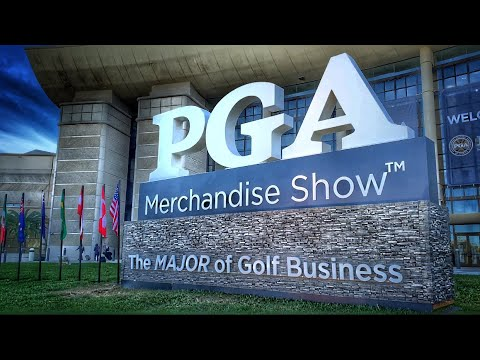 PGA Show 2019 | Testing Out New Golf Merchandise
