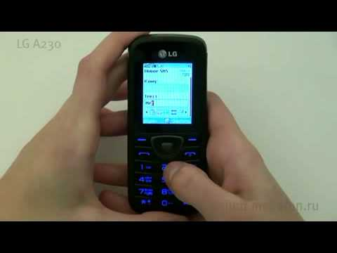 Lg A230 Dual Chip - Desbloqueado - Câmera 1.3mp - Bluetooth - Rádio FM - Eletro Joinville