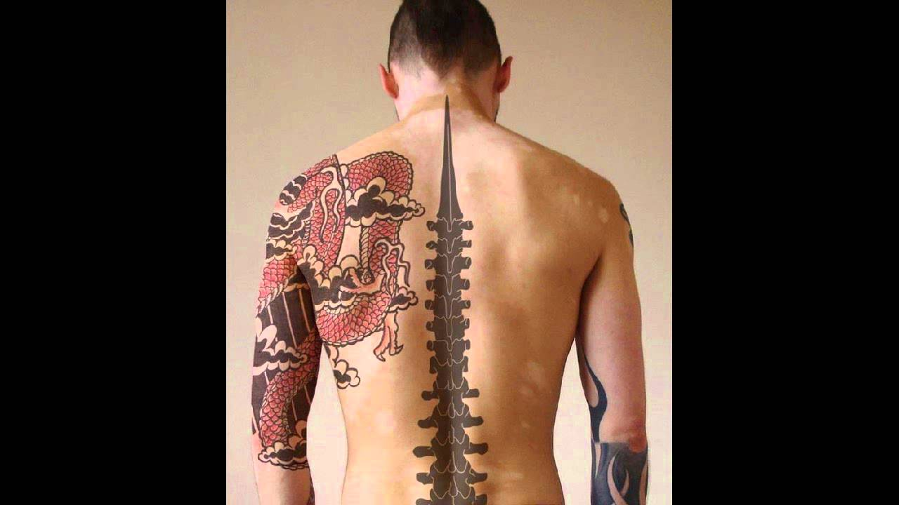69fc65c08a1f4 150 Elegant Spine Tattoos (An Ultimate Guide, July 2019)