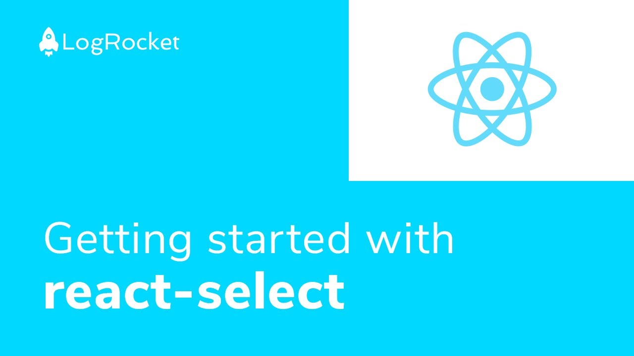 Getting started with react-select