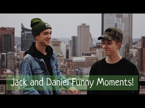Jack Avery and Daniel Seavey Funny//Cute Moments(snaps)