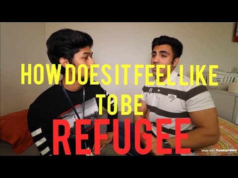The unheard story of REFUGEE - How did he travel from Iran to Germany?
