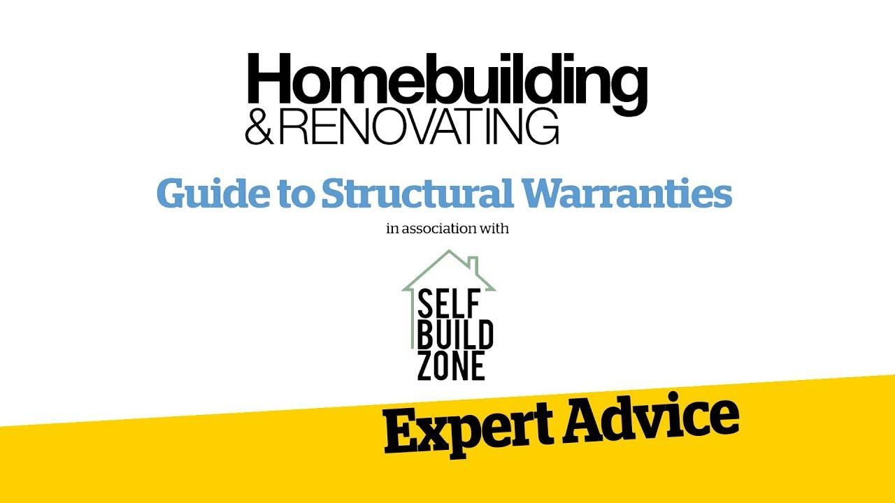 Self Build Warranties Homebuilding