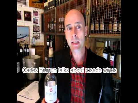 Carlos Biurrun of Nekeas talks about Navarra rosado.swf