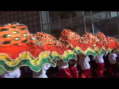 CHINESE NEWYEAR PARADE 2012 DOWNTOWN SANFRANCISCO PART 1