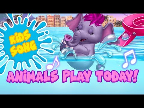 TutoTOONS Kids Songs - Animals Play Today | Sing Along & Dance Music For Children, Toddlers & Family
