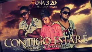 Contigo Estaré(New Version) Prod. By KCS Productions - Zona 320 Gian, Allen, Baby Kel