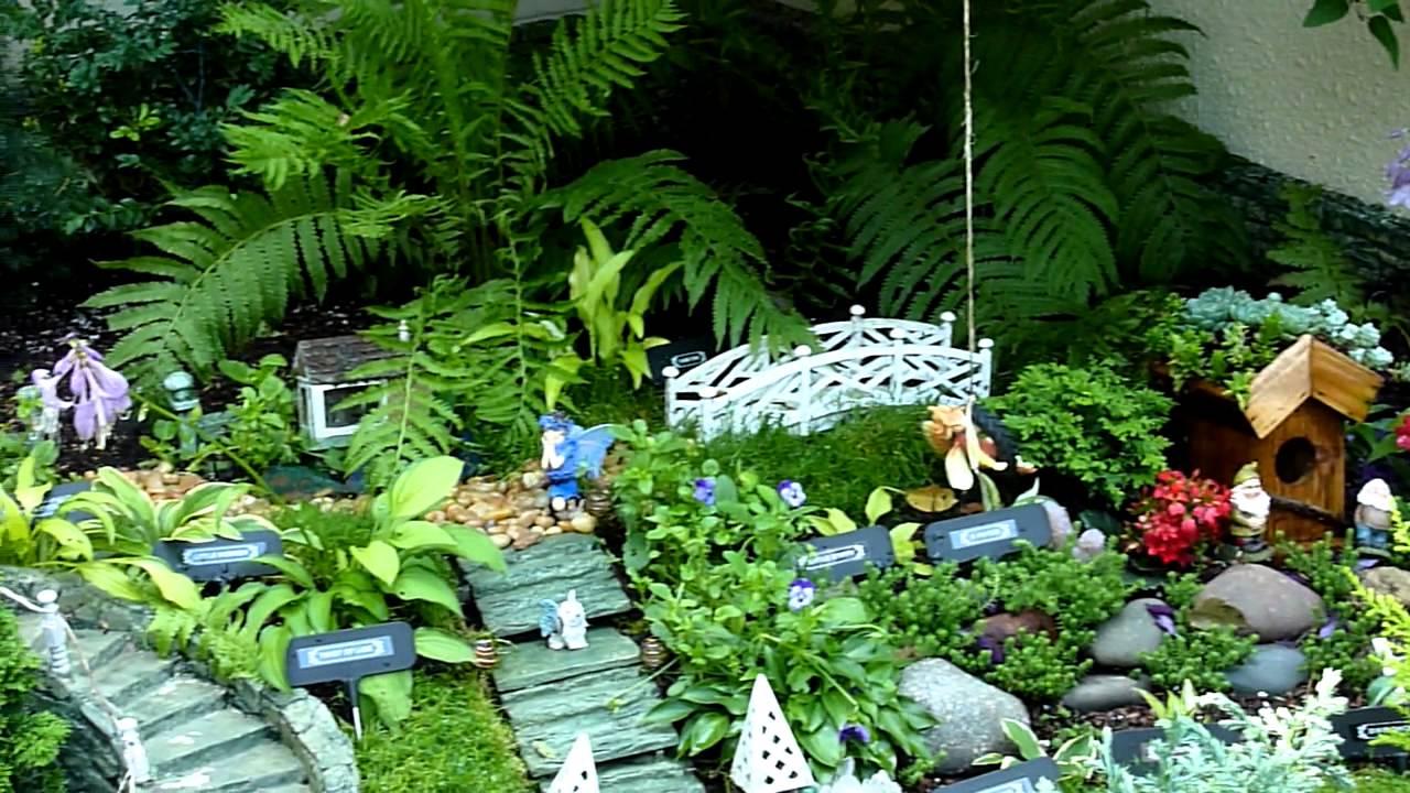 Fairyland Garden Youtube