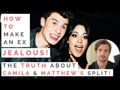 MAKE AN EX JEALOUS! The Truth About How Shawn Mendes Broke Up Camila Cabello & Matt Hussey!