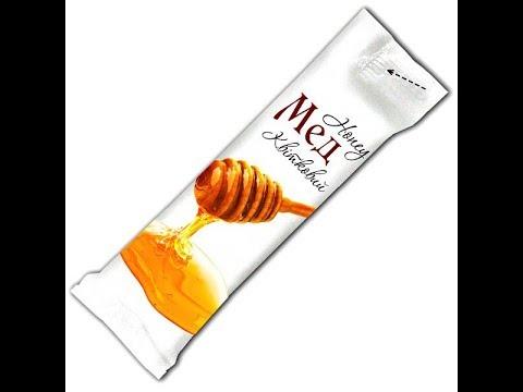 Бизнес идея. Упаковка мёда в пакетики (стики) - YouTube