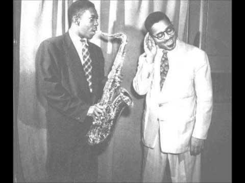 WE LOVE TO BOOGIE - Dizzy Gillespie 1951 w. John Coltrane