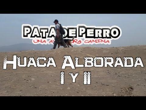 huaca alborada 1 y 2 - PATA DE PERRO una aventura canina