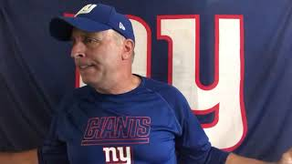 MYBookie.ag Presents The NY Giants Post-Game Locker Room with Vic DiBitetto: Game Plan?