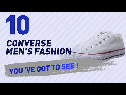 Converse 8.5 For Men // New & Popular 2017