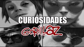 Cosas que NO sabías de Gorillaz / Curiosidades 2017