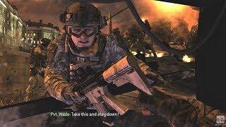 Army Evacuation Mission - Of Their Own Accord - Call of Duty: Modern Warfare 2