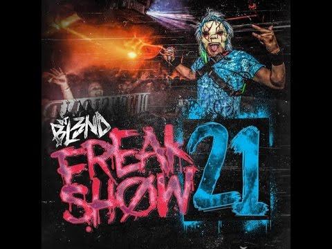 Music video DJ BL3ND - Freakshow