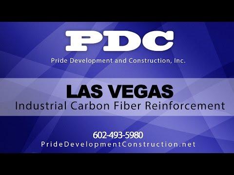 Las Vegas Industrial Carbon Fiber Reinforcement By PDC