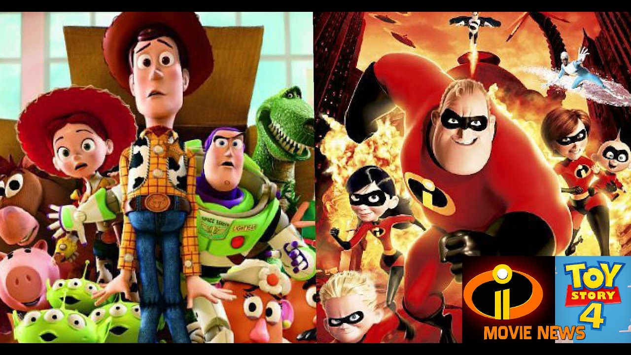 Not Toys For 2018 From Moive : The incredibles now comes out june  toy story