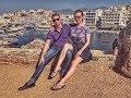 СКОЛЬКО МЫ ТРАТИМ НА ПУТЕШЕСТВИЯ Сложности с ребенком 1 год Ответы про Грецию и Крит mp3