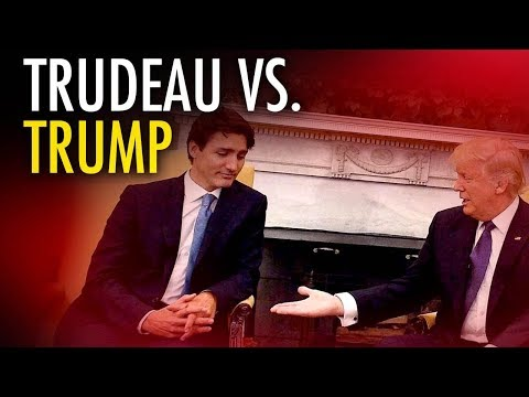 Ezra Levant: Why Trump ripped Trudeau on trade