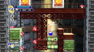 Sonic the Hedgehog 4 Episode II - Lock On Trailer