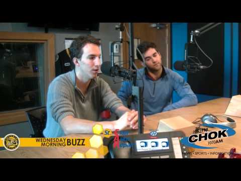 Wednesday Morning Buzz with Nikandrov and White