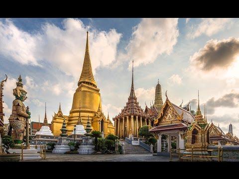 Gitup Git2 Bangkok Thailand Wat Pho 1080 HD TEST