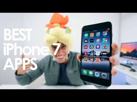 What's on my iPhone 7 - BEST Apps November 2016
