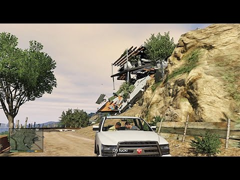 Grand Theft Auto V: Michael- Marriage Counseling