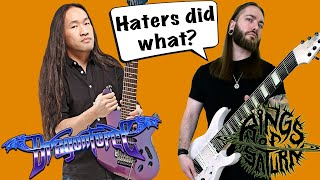 Metal, Shred and Haters with Herman Li (DragonForce) & Lucas Mann (Rings of Saturn)