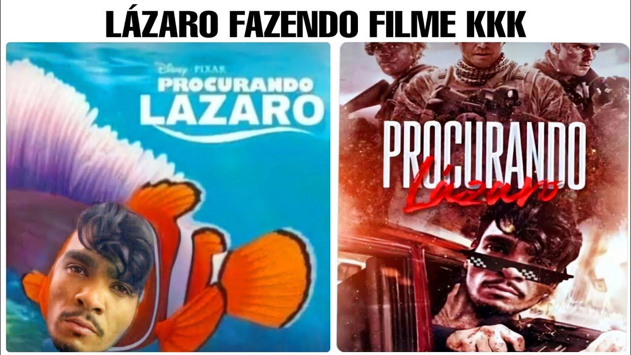 MELHORES MEMES EM IMAGENS #268 || LÁZARO FAZENDO FILMES KKK