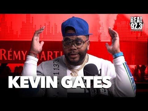 Kevin Gates Talks His Time In Prison, Luca Brasi 3, NBA Youn
