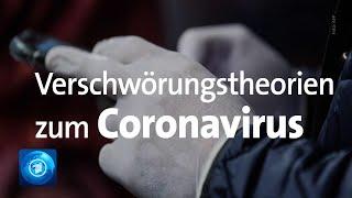 Corona: Kampf gegen Verschwörungstheorien