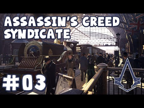 Assassin's Creed Syndicate #3 - Green