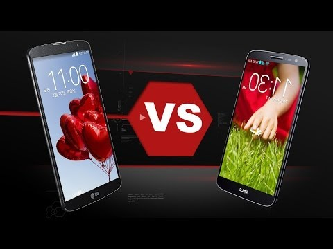 LG G Pro 2 Vs. LG G2 - 11 Reasons to Upgrade!