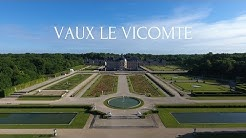 Vaux-le-Vicomte depuis un Drone 2017 4k