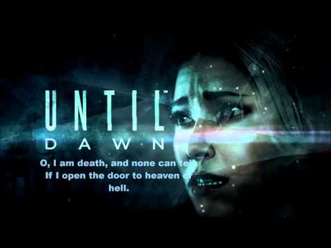 Until Dawn Soundtrack -  O' Death (Lyrics)