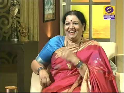 Veteran Actress Girija Lokesh In Shubhodaya Karnataka | DD Chandana